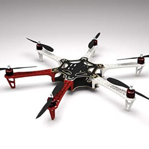 Dji F550 Flame Wheel Arf Kit