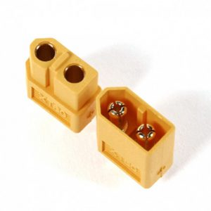 Nylon XT60 Connectors Male/Female (5 pairs) GENUINE