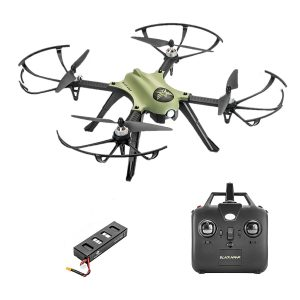 Altair Aerial Blackhawk Long Range & Flight Time Drone w Camera Mount (GoPro Hero3 and Hero 4 Compatible) Extreme Speed & Handling, Heavy Duty Construction, Powerful Quadcopter