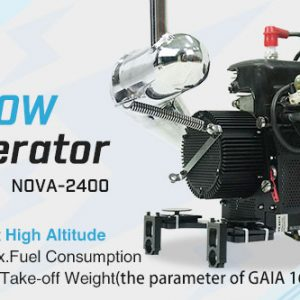 NOVA-2400 Generator for Hybrid Drone